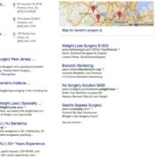 NJ SEO SERPS